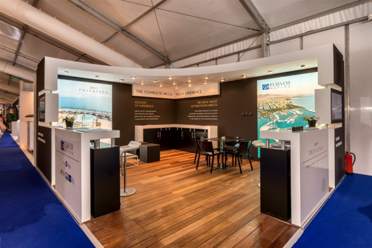 PrivatSea at the Monaco Yacht Show 2015