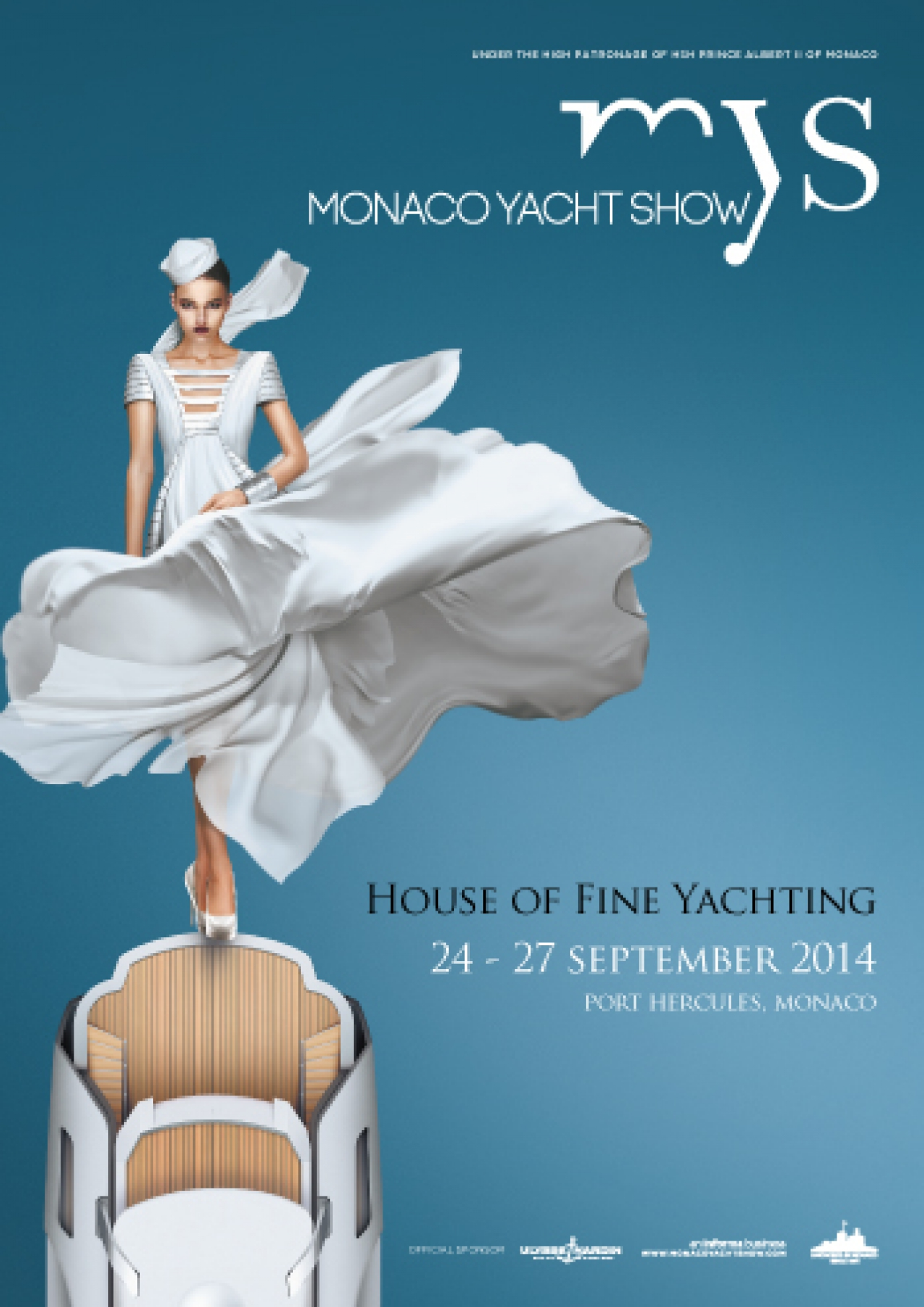 PrivatSea at the Monaco Yacht Show 2014