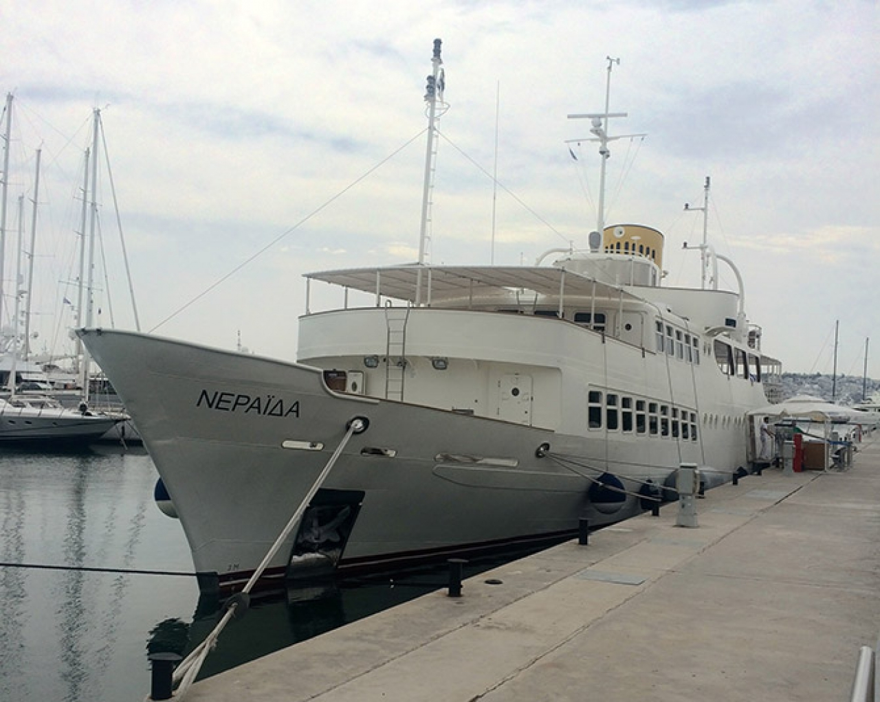 Neraida Floating Museum